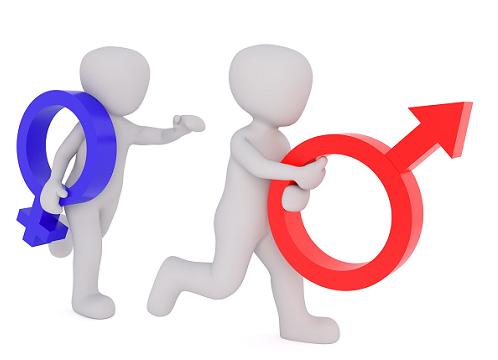 changement sexe
